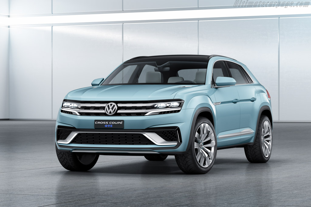 Click here to open the Volkswagen Cross Coupé GTE Concept gallery
