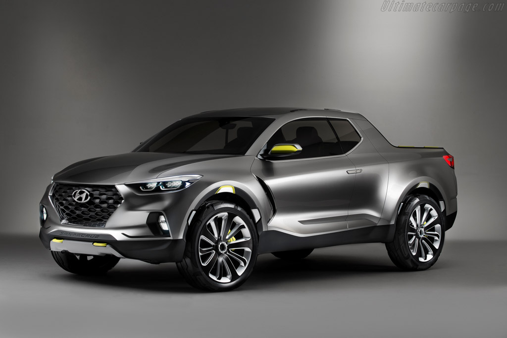 Click here to open the Hyundai Santa Cruz Concept gallery
