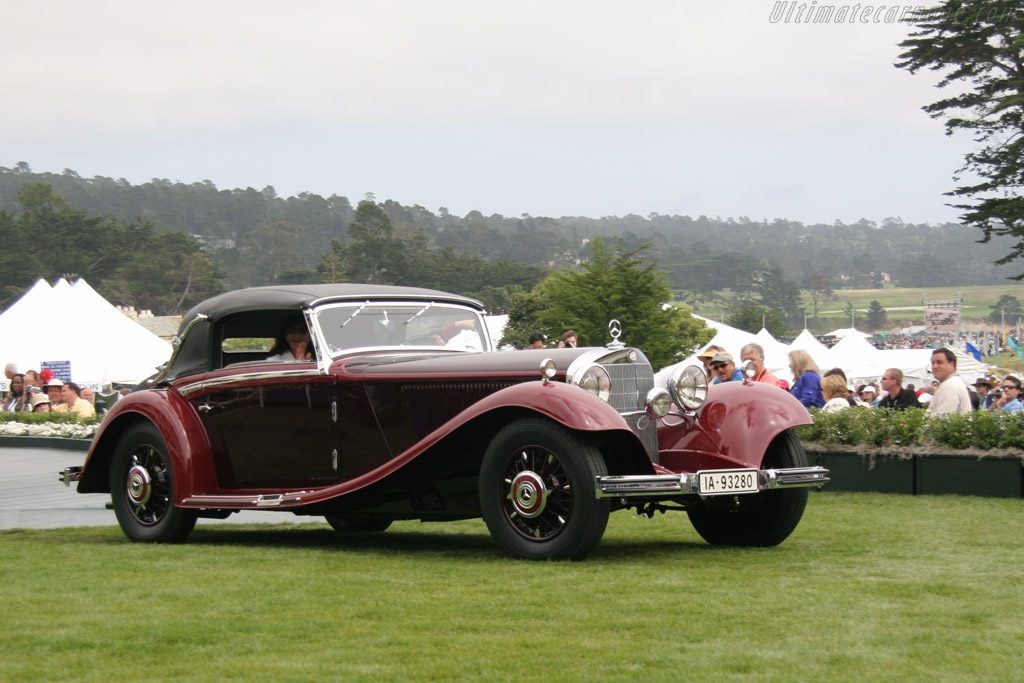 Mercedes-Benz 380 K Cabriolet A - Chassis: 95364   - 2005 Pebble Beach Concours d'Elegance