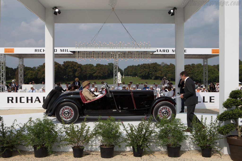 Mercedes-Benz 380 K Erdmann & Rossi Spezial Roadster - Chassis: 95289   - 2014 Chantilly Arts & Elegance