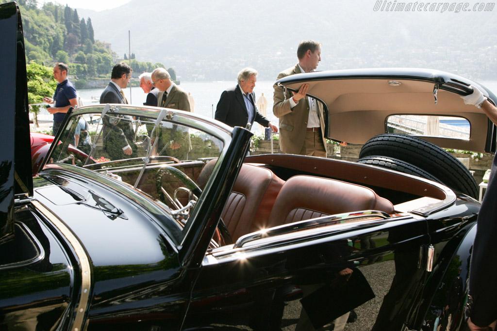 Mercedes-Benz 380 K Zapon Roadster - Chassis: 95363   - 2011 Concorso d'Eleganza Villa d'Este