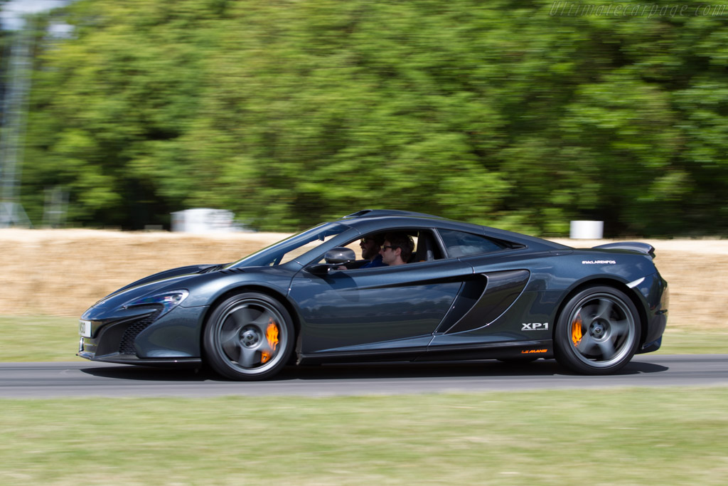 McLaren 650S Le Mans - 2015 Goodwood Festival of Speed