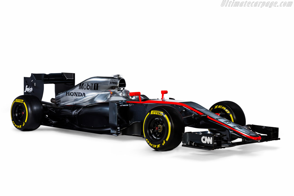 Click here to open the McLaren MP4-30 Honda gallery