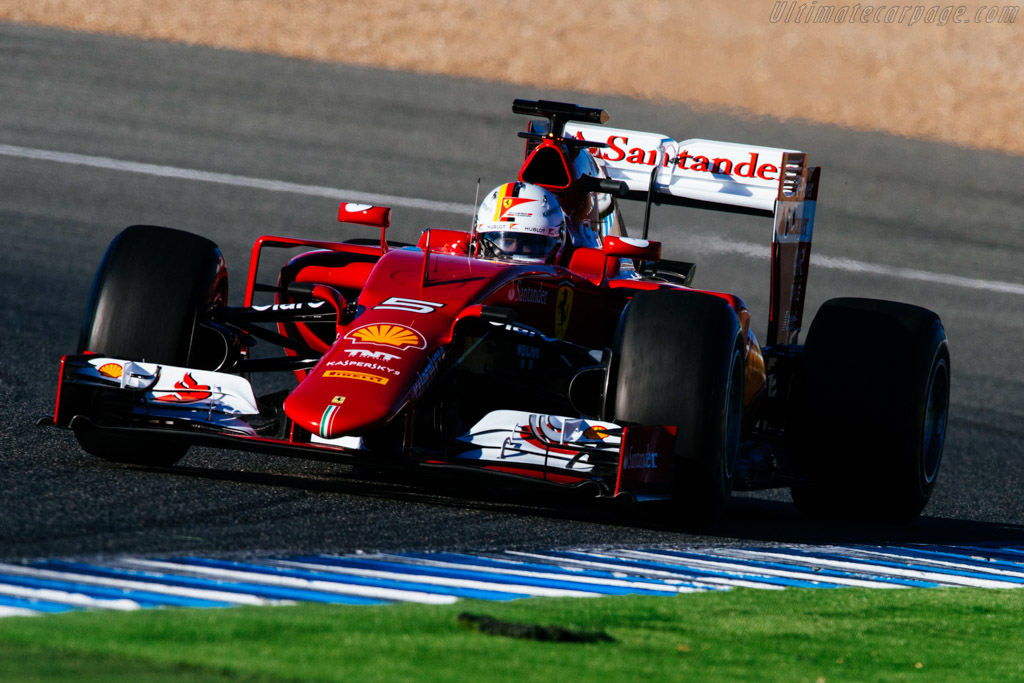 Click here to open the Ferrari SF15-T gallery