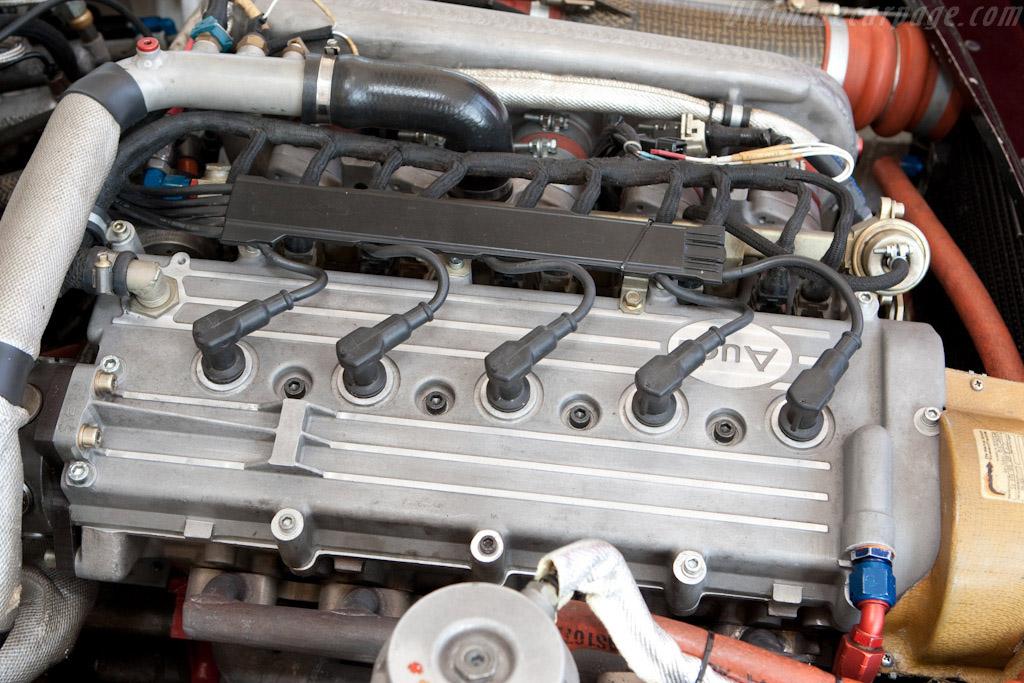 Audi Sport Quattro S1 - Chassis: 85ZGA905013   - 2009 Goodwood Festival of Speed