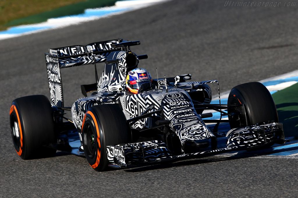 Click here to open the Red Bull Racing RB11 Renault gallery