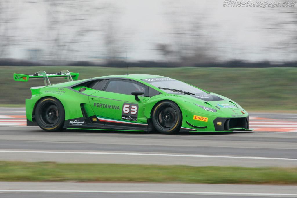 Lamborghini Hurac 225 N Gt3