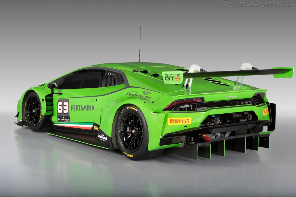 Lamborghini Huracán GT3
