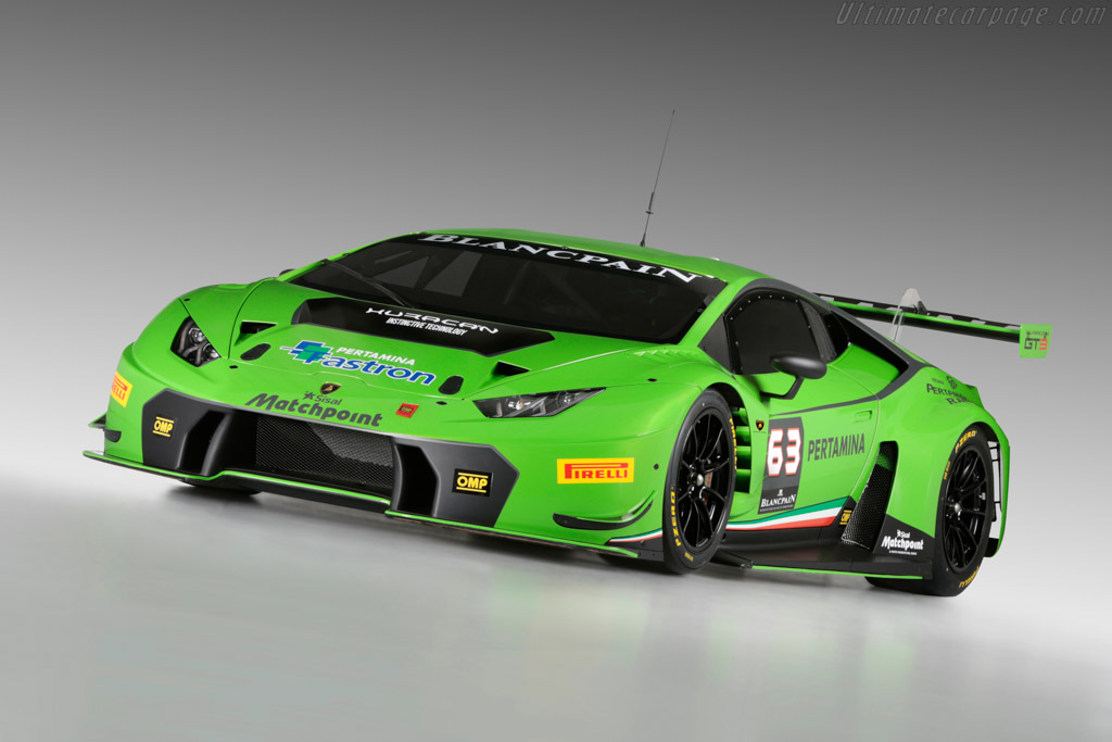 Click here to open the Lamborghini Huracán GT3 gallery