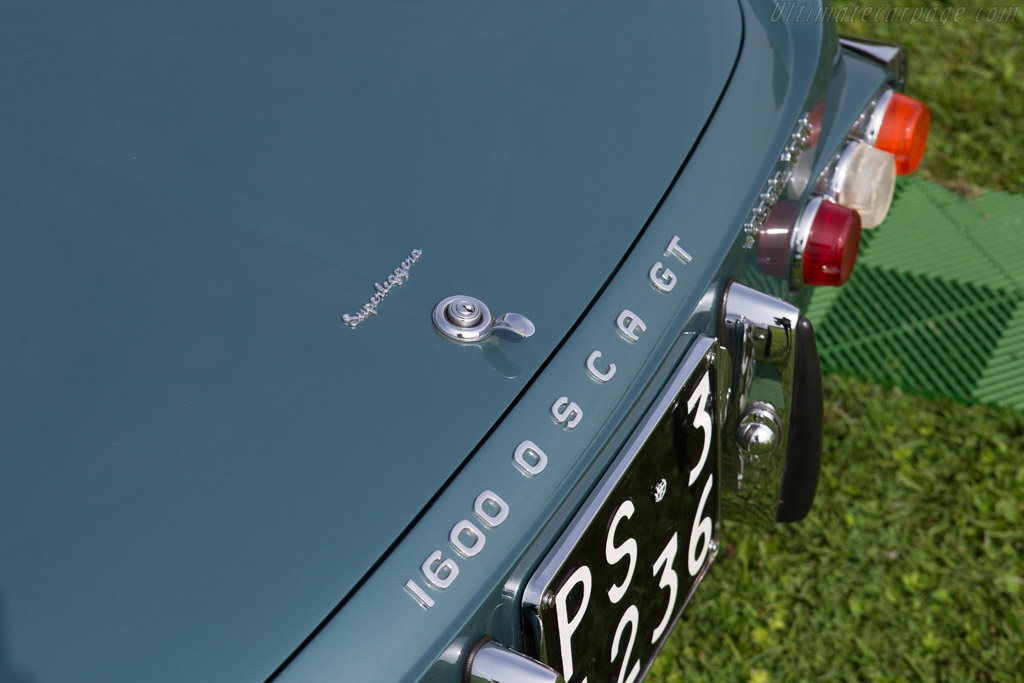 OSCA 1600 GT Touring Coupe - Chassis: 0014   - 2014 Chantilly Arts & Elegance