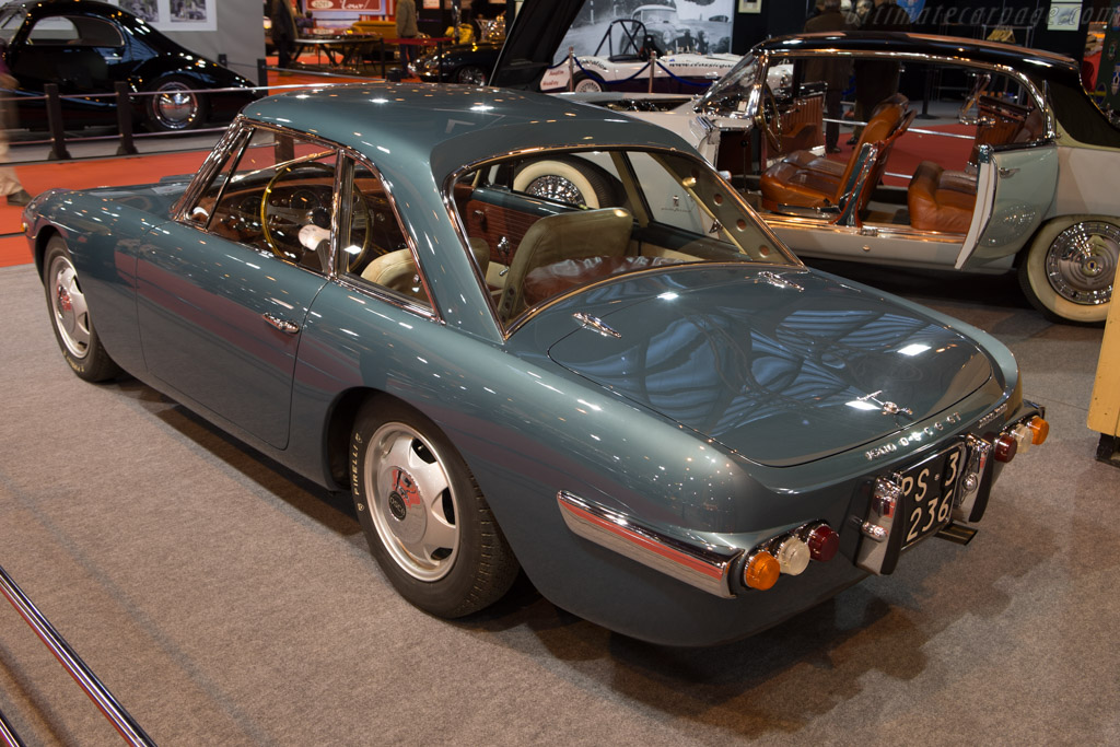 OSCA 1600 GT Touring Coupe - Chassis: 0014   - 2015 Retromobile