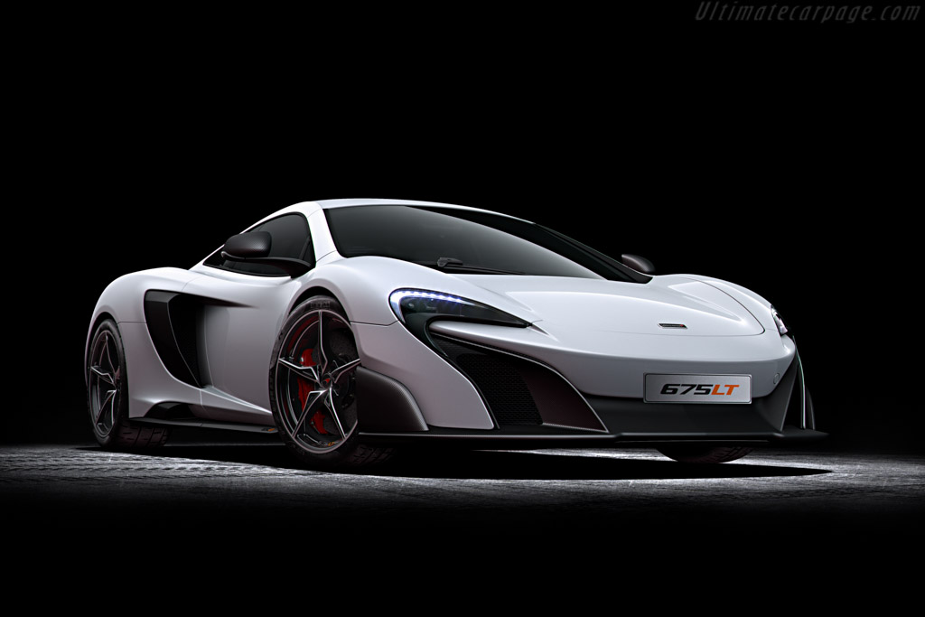 Click here to open the McLaren 675LT gallery