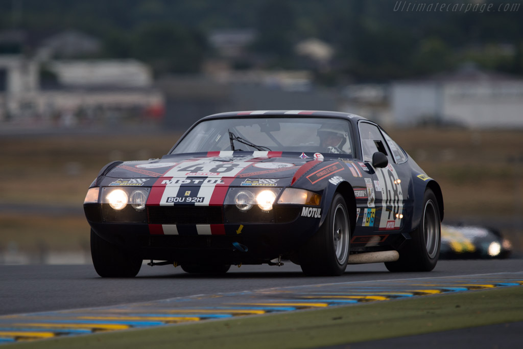 1971 1976 Ferrari 365 Gtb 4 Daytona Group 4 Images