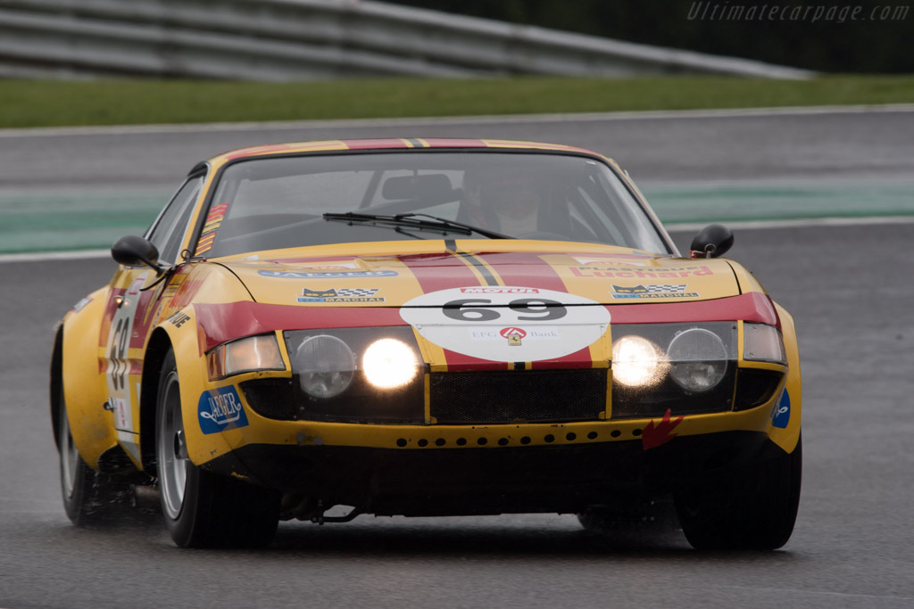 Ferrari 365 GTB/4 Daytona Group 4 - Chassis: 16717   - 2010 Le Mans Series Spa 1000 km