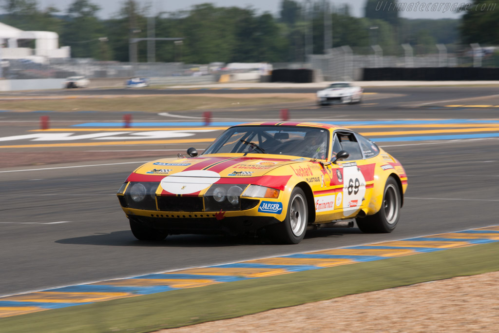 Ferrari 365 GTB/4 Daytona Group 4 - Chassis: 16717   - 2010 Le Mans Classic