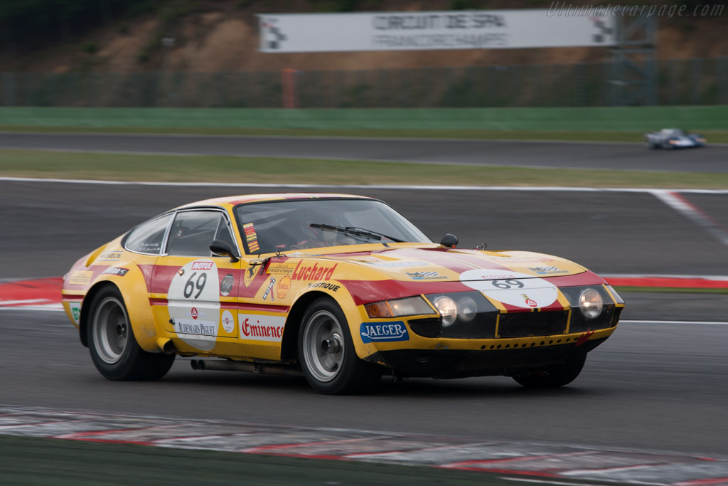 Ferrari 365 GTB/4 Daytona Group 4 - Chassis: 16717   - 2011 Spa Classic