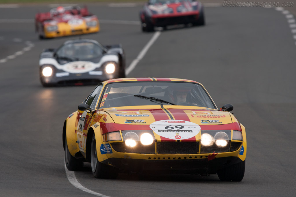 Ferrari 365 GTB/4 Daytona Group 4 - Chassis: 16717   - 2012 Le Mans Classic