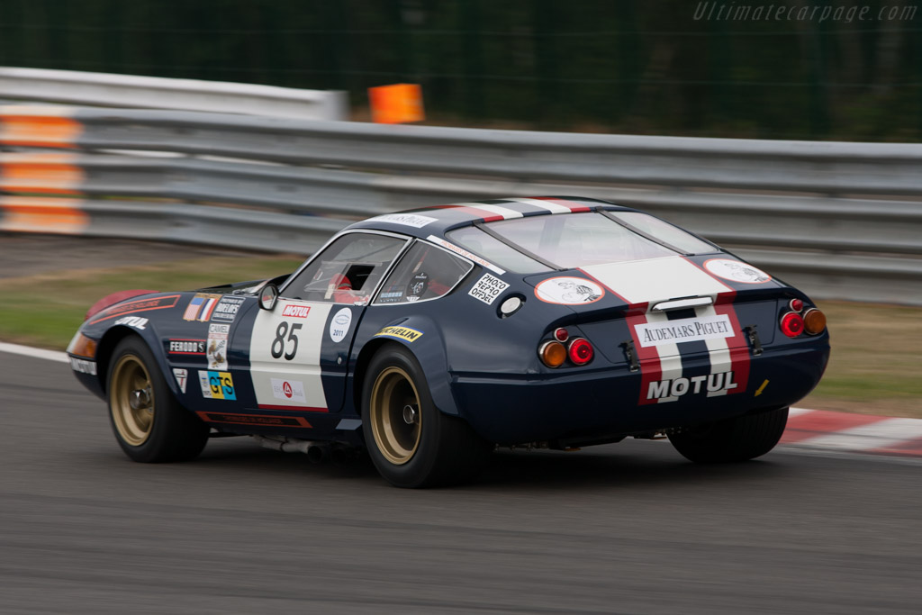 Ferrari 365 GTB/4 Daytona Group 4 - Chassis: 13367   - 2011 Spa Classic