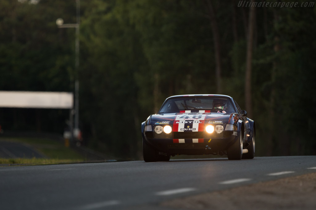 Ferrari 365 GTB/4 Daytona Group 4 - Chassis: 13367   - 2014 Le Mans Classic