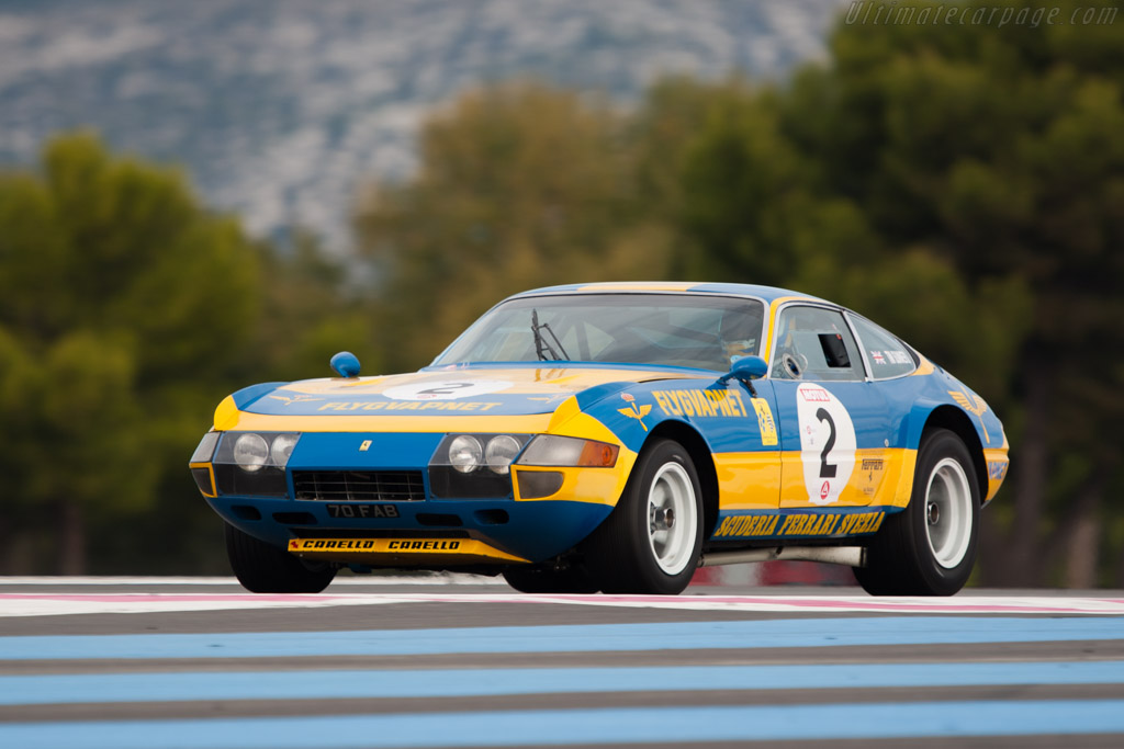 Ferrari 365 GTB/4 Daytona Group 4 - Chassis: 13219   - 2011 Dix Mille Tours