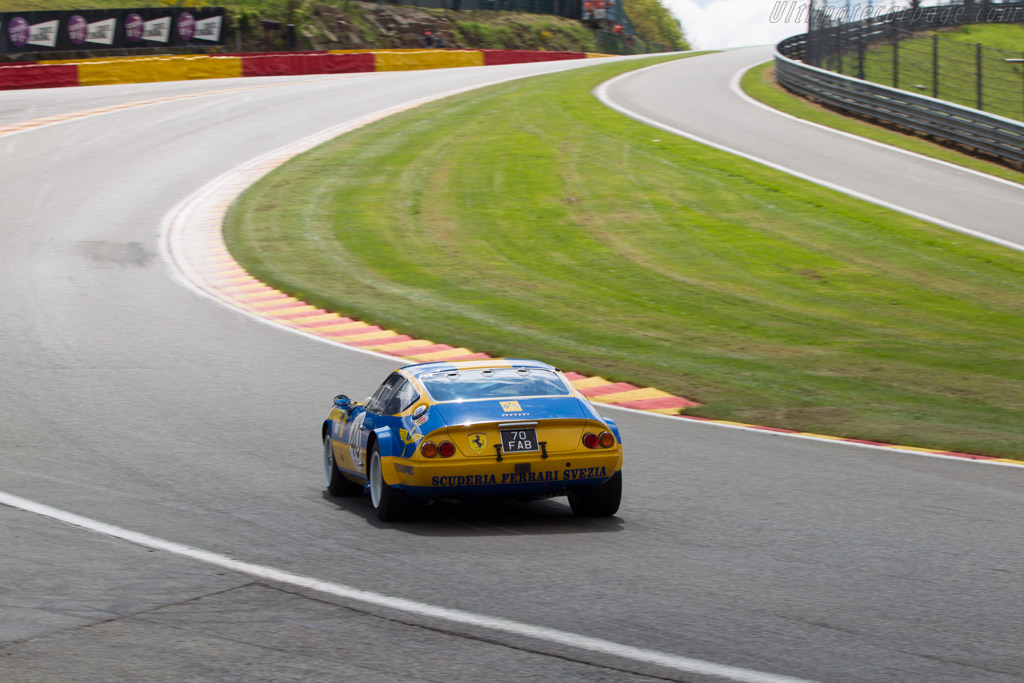 Ferrari 365 GTB/4 Daytona Group 4 - Chassis: 13219   - 2014 Spa Classic