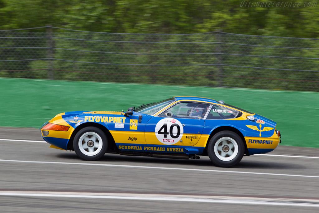 Ferrari 365 GTB/4 Daytona Group 4 - Chassis: 13219   - 2014 Spa Classic