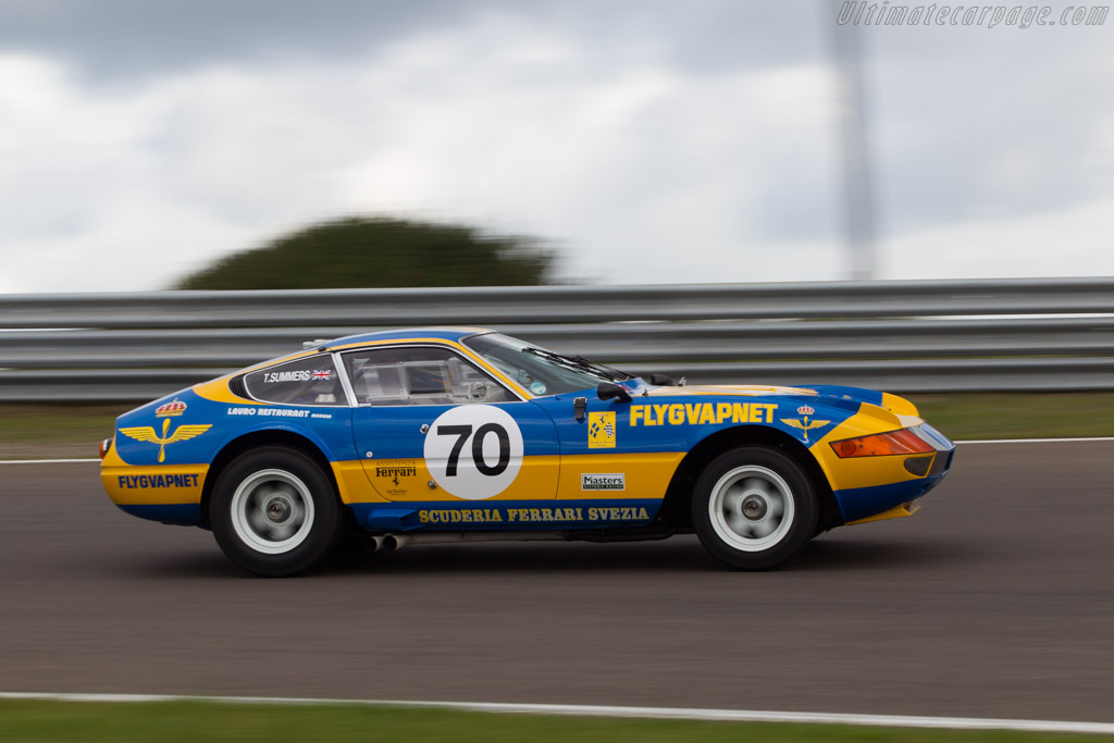 Ferrari 365 GTB/4 Daytona Group 4 - Chassis: 13219   - 2014 Historic Grand Prix Zandvoort