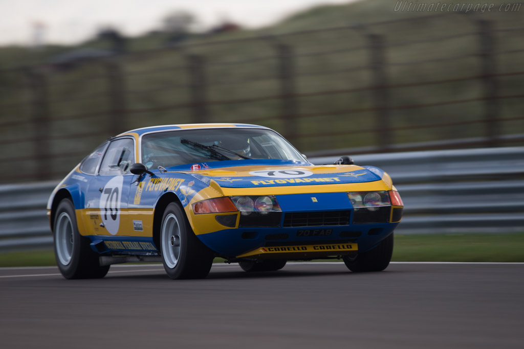 Ferrari 365 GTB/4 Daytona Group 4 - Chassis: 13219   - 2014 Historic Grand Prix Zandvoort