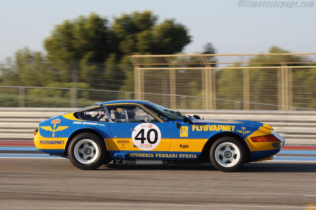 Ferrari 365 GTB/4 Daytona Group 4 - Chassis: 13219   - 2014 Dix Mille Tours
