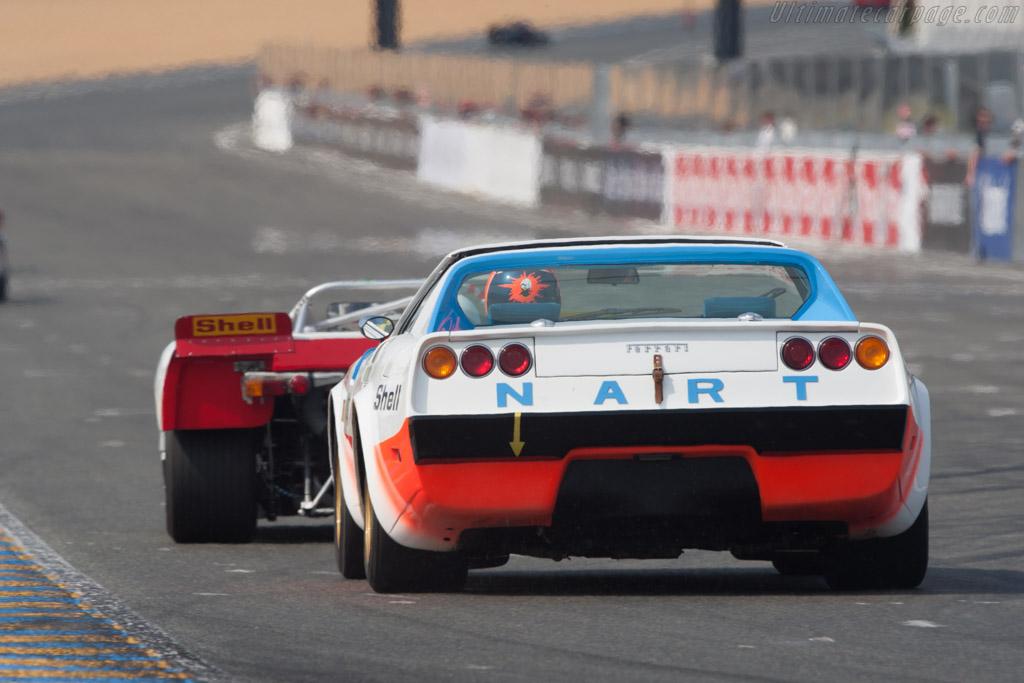 Ferrari 365 GTB/4 Daytona Group 4 NART Spyder - Chassis: 15965   - 2010 Le Mans Classic