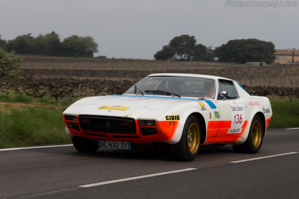 Click here to open the Ferrari 365 GTB/4 Daytona Group 4 NART Spyder gallery