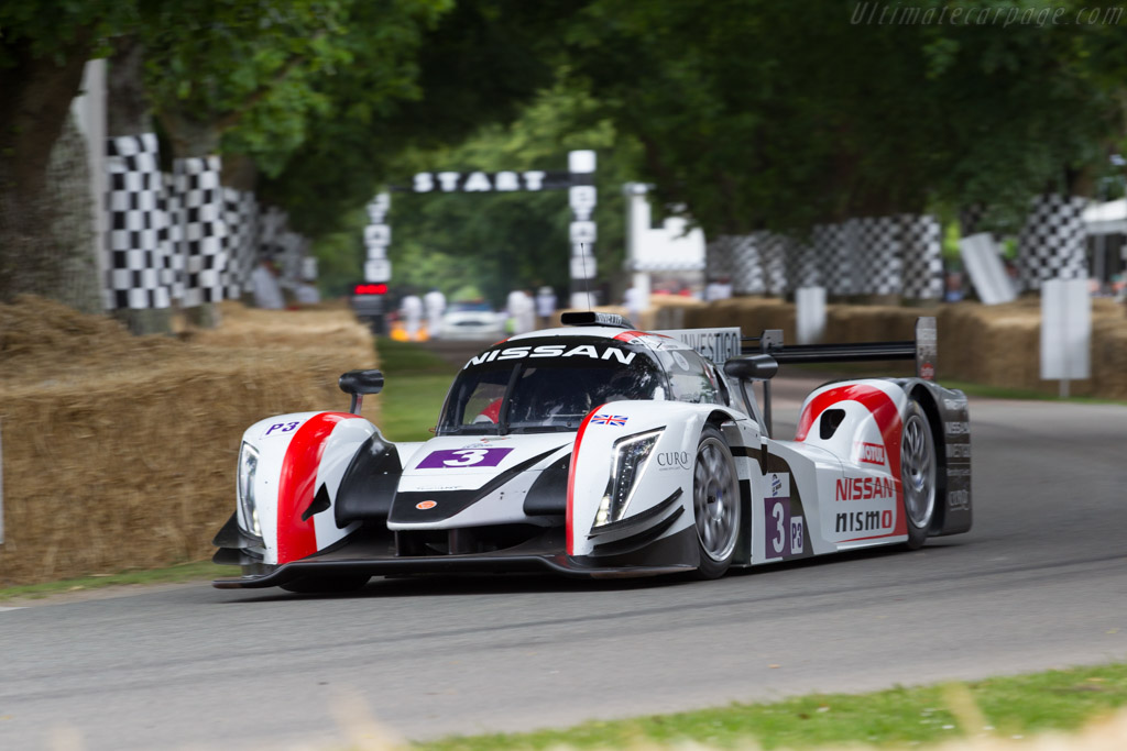 Ginetta Juno LMP3 Nissan - Chassis: P3-15-01   - 2015 Goodwood Festival of Speed