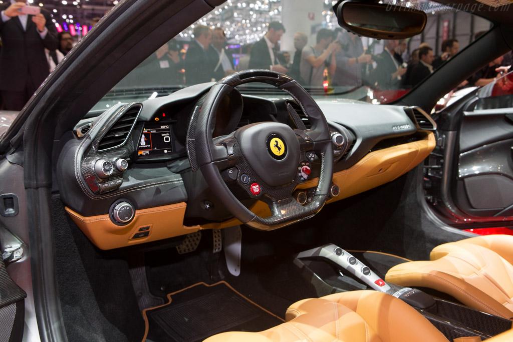 Ferrari 488 GTB - Chassis: 208368   - 2015 Geneva International Motor Show