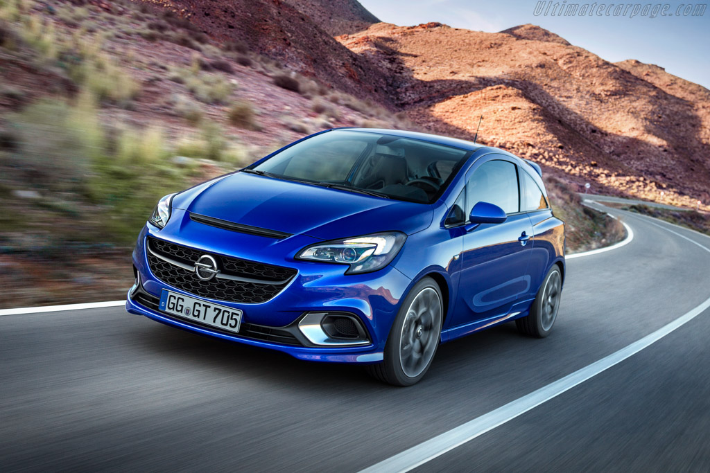 Click here to open the Opel Corsa OPC gallery