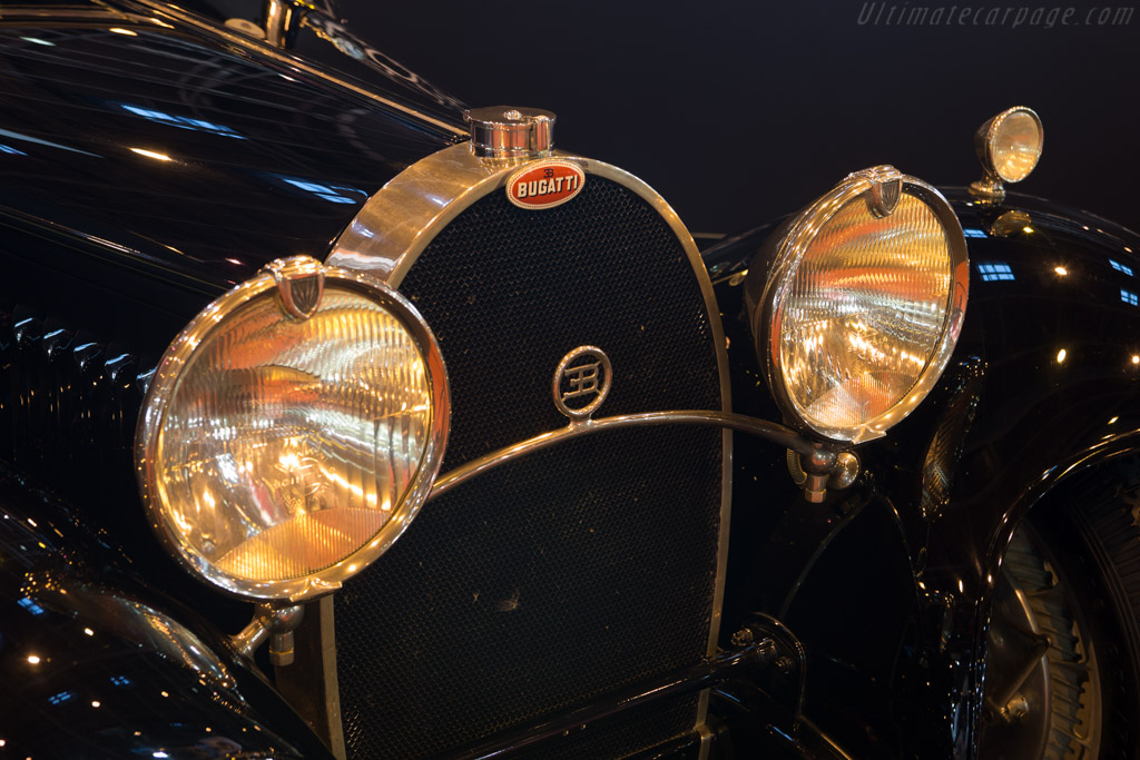 Bugatti Type 50 Paul Née Roadster - Chassis: 50139   - 2015 Retromobile