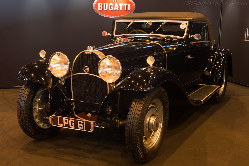 Click here to open the Bugatti Type 50 Paul Née Roadster gallery