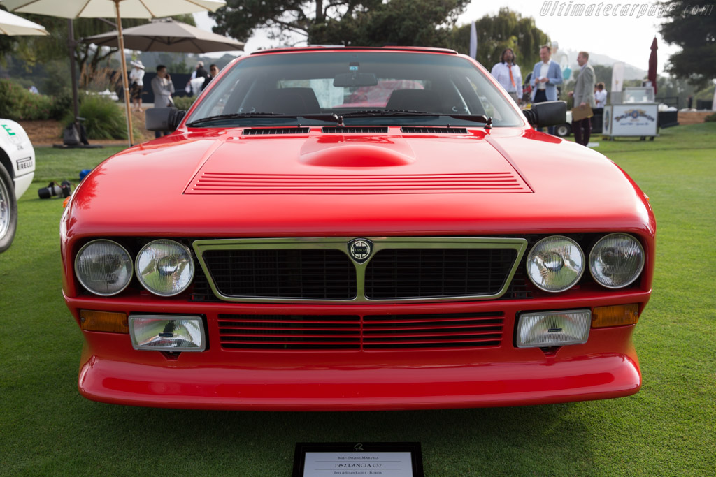 Lancia 037 Stradale - Chassis: ZLA151AR0 00000106   - 2017 The Quail, a Motorsports Gathering