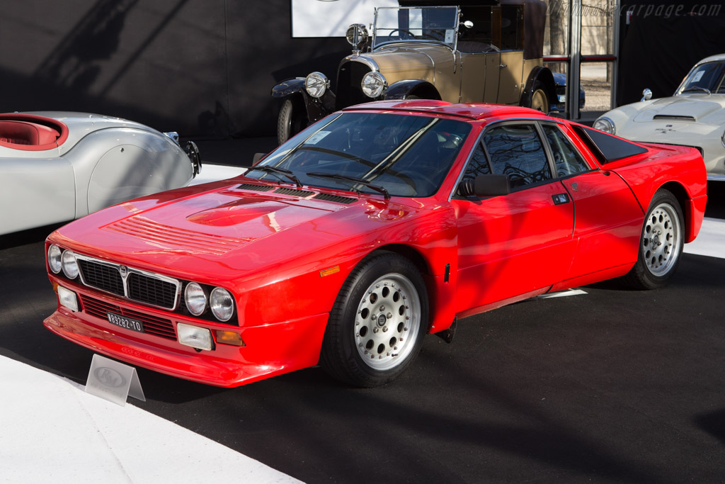 1982 - 1983 Lancia 037 Stradale - Images, Specifications ...