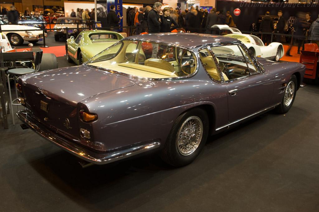 Maserati 5000 GT Frua Coupe - Chassis: 103.060   - 2015 Retromobile