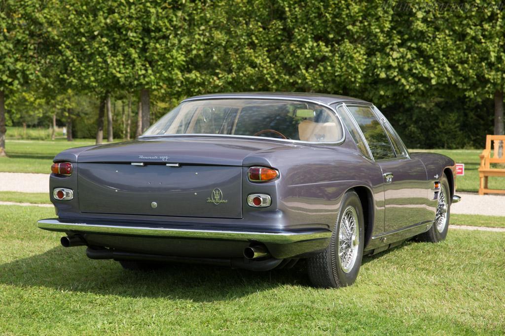 Maserati 5000 GT Frua Coupe - Chassis: 103.060   - 2015 Chantilly Arts & Elegance