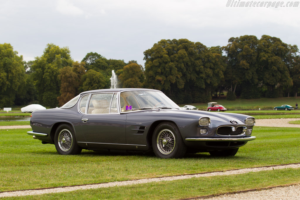 Maserati 5000 GT Frua Coupe - Chassis: 103.060   - 2015 Chantilly Arts & Elegance