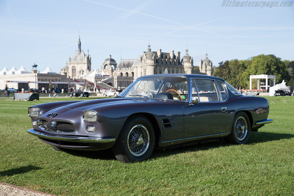 1962 1964 Maserati 5000 Gt Frua Coupe Images