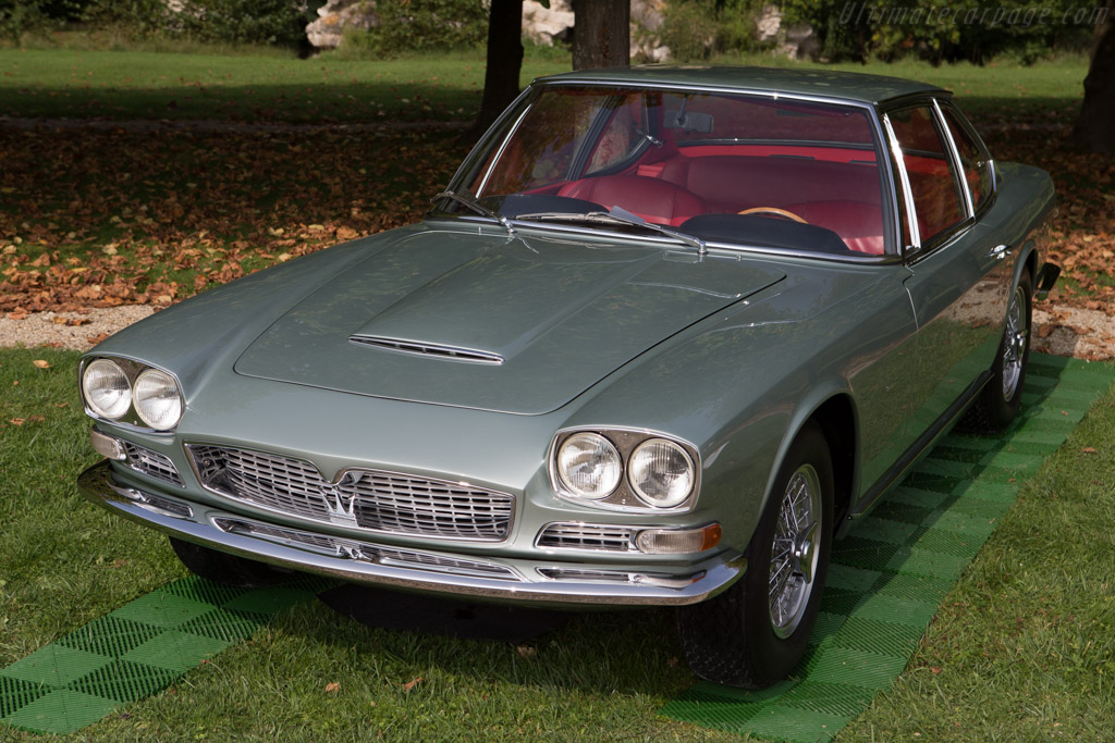 Maserati 5 Litri Frua Prototipo - Chassis: 003   - 2014 Chantilly Arts & Elegance