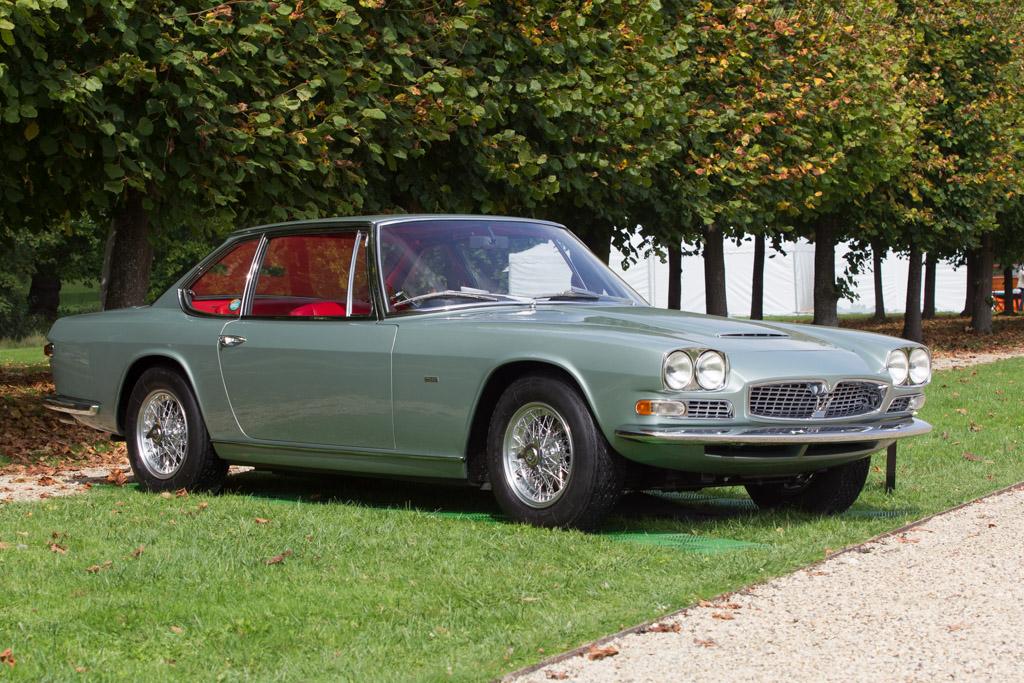 Click here to open the Maserati 5 Litri Frua Prototipo gallery