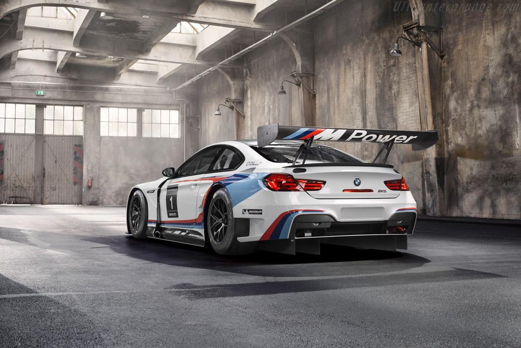 BMW M6 GT3