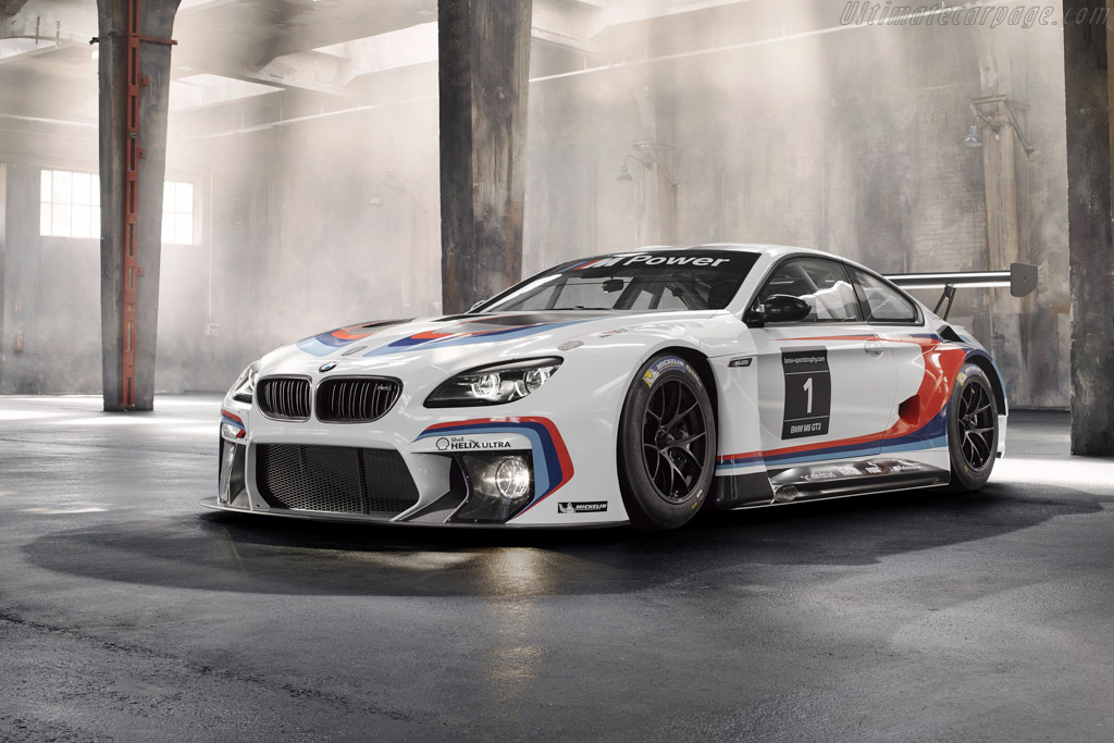 Click here to open the BMW M6 GT3 gallery