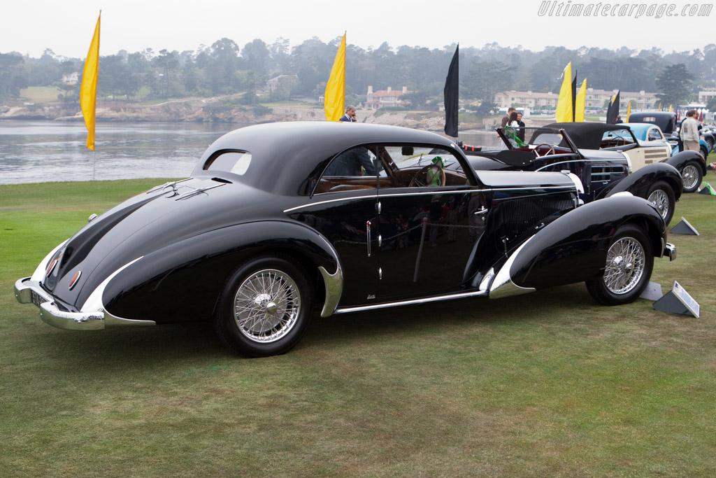 Bugatti Type 57 Paul N 233 E Pillarless Coupe Chassis 57397