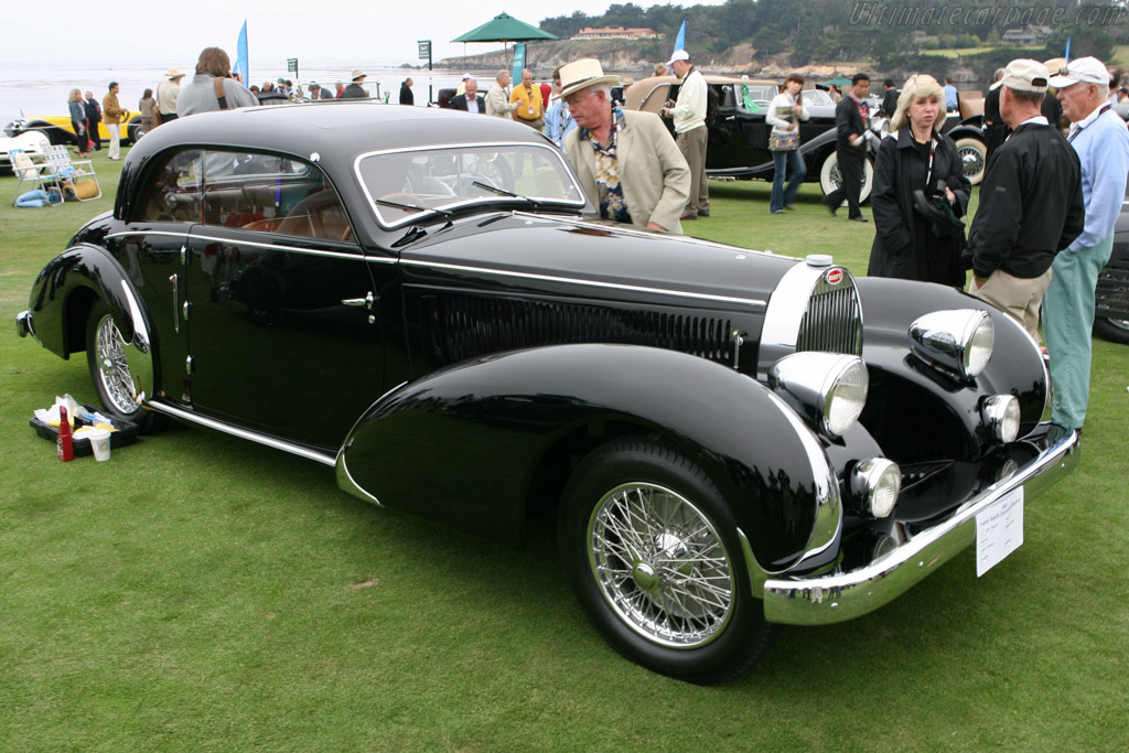 Bugatti Type 57 Paul Née Pillarless Coupe - Chassis: 57397   - 2006 Pebble Beach Concours d'Elegance