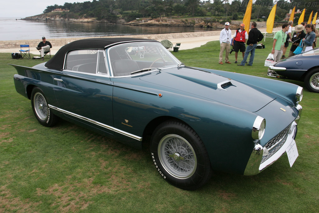 Ferrari 250 GT Boano Cabriolet - Chassis: 0461GT   - 2006 Pebble Beach Concours d'Elegance