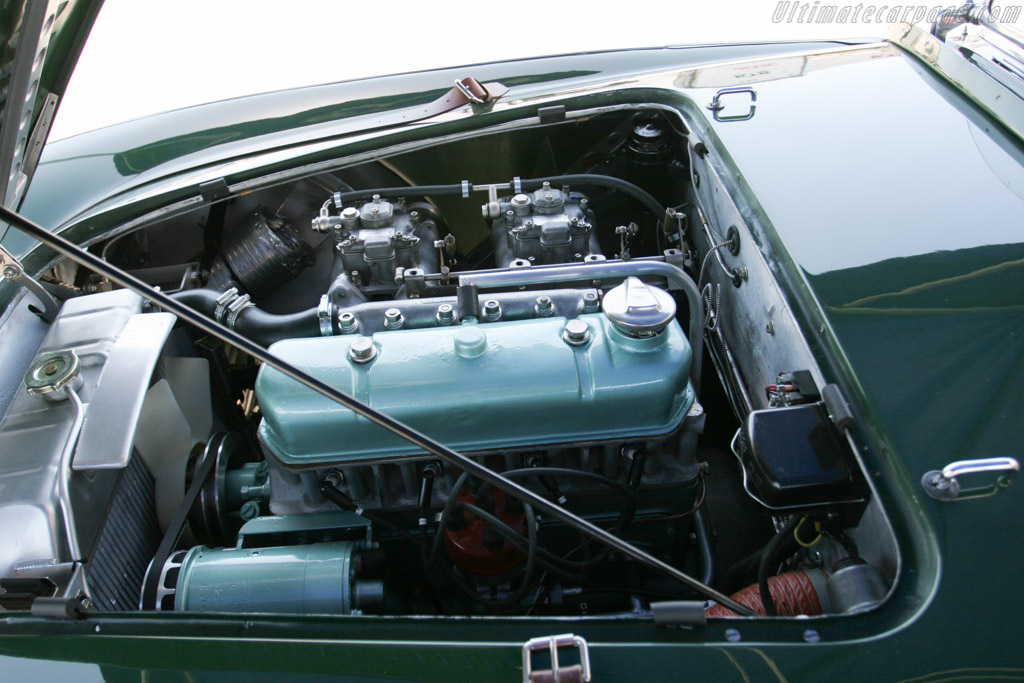 Austin Healey 100S - Chassis: AHS 3805   - 2007 Monterey Historic Automobile Races